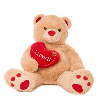 דובי-ליום-האהבה-לב