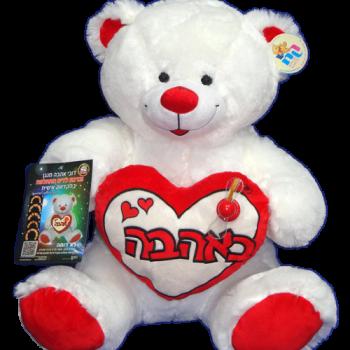 דובי ענק ליום האהבה