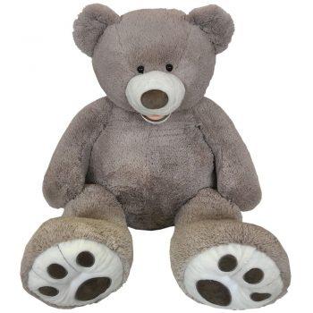 דובי ענק אמריקאי מטר וחצי אפור