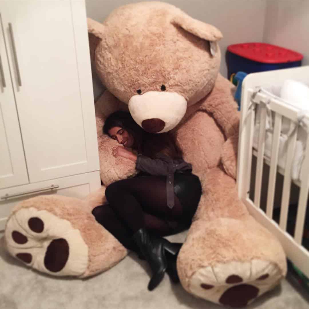מאוד דובי ענק בגודל 3 מטר - דובי 3 מטר ענקי ופרוותי למכירה | דובי ענק CQ-02
