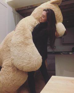 דובי ענק מתנה ליום הולדת